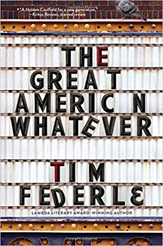 The Great American Whatever Audiobook by Tim Federle Free
