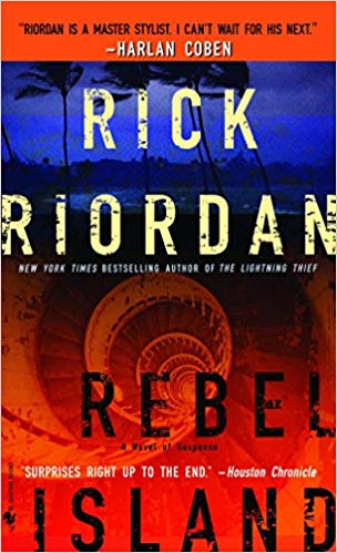 Rebel Island Audiobook by Rick Riordan Free