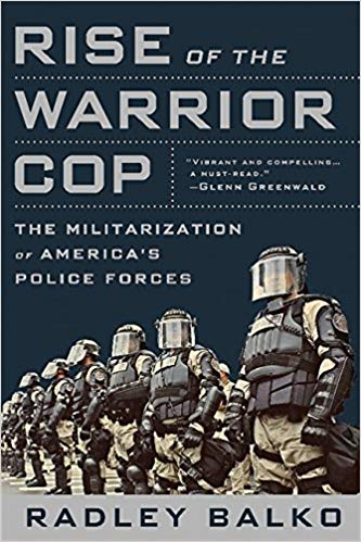 Rise of the Warrior Cop Audiobook by Radley Balko Free
