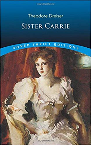Sister Carrie Audiobook by Theodore Dreiser Free