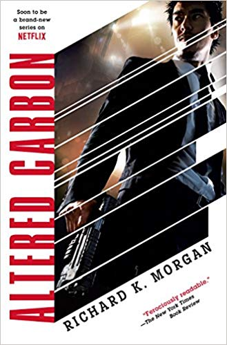 Altered Carbon Audiobook by Richard K. Morgan Free