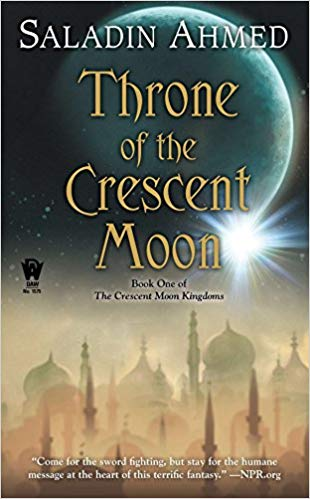 Throne of the Crescent Moon Audiobook by Saladin Ahmed Free