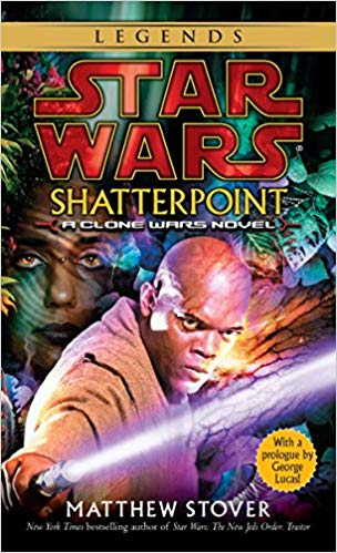 Shatterpoint Star Wars Audiobook by Matthew Stover Free