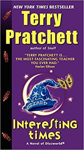 Interesting Times Audiobook by Terry Pratchett Free