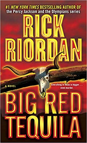 Big Red Tequila Audiobook by Rick Riordan Free