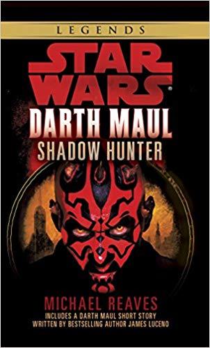 Star Wars Darth Maul, Shadow Hunter Audiobook by Michael Reaves Free