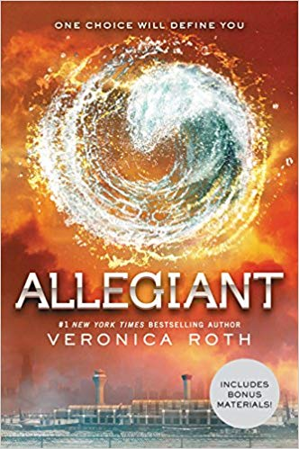 Allegiant Audiobook by Veronica Roth Free