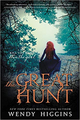 The Great Hunt Audiobook by Wendy Higgins Free